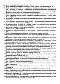 Prova 2019 + Listas - Macro