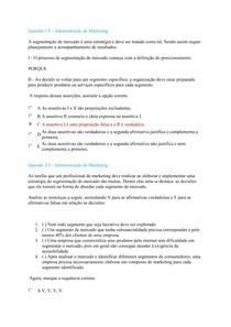 Apol III ADM DE MKTG E COMPOSTO MERCADOLÓGICO