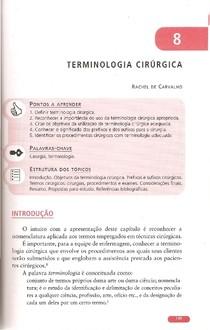 Terminologias Cirurgicas