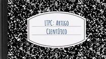 Leitura e produção de texto cientifico: Artigo científico