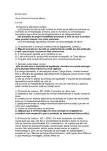 caso 16 Direito penal