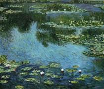 Water Lilies Night 1906 -Claude Monet