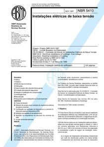 NBR 5410-97
