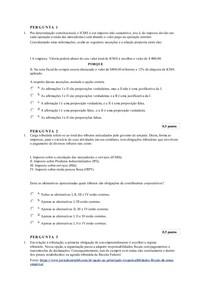 ATIVIDADE 3   PLANEJAMENTO TRIBUTÁRIO - MBA Controladoria FMU