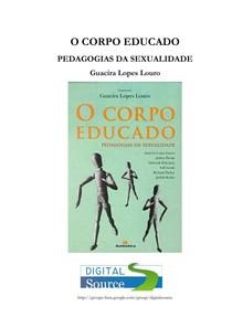 O Corpo Educado - texto 2