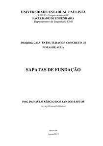 Sapatas