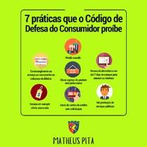 7 PRÁTICAS QUE O CDC PROÍBE