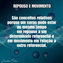Repouso e Movimento