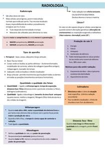 RESUMO DE RADIOLOGIA (PARTE 1)