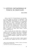 HOHLFELDT, A. - Hipóteses Contemporâneas de Pesquisa em Comunicação - OCR