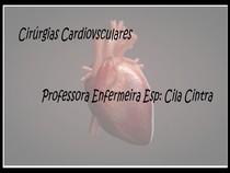 cirurgias cardiovasculares