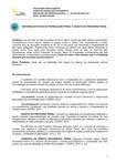 PROCESSO PENAL I   PLANO DE AULA 01 e prova