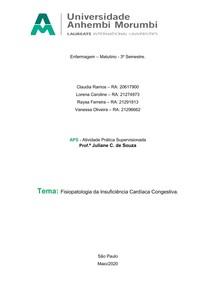 APS Sistema Cardiorrespiratório