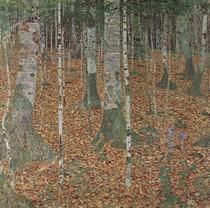 Pierre Auguste Renoir  - Birkenwald