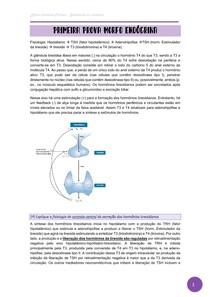 Perguntas e respostas - fisiologia hormonal +Acromegalia + Sindrome Graves + S Cushing + Hiperaldosteronismo 1º