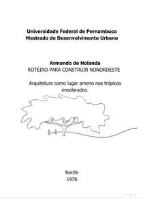ROTEIRO PARA CONSTRUIR NO NORDESTE - editado para melhor impressão