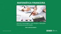 Aula 02 Matemática Financeira 01.09