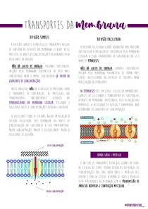 Transportes da membrana