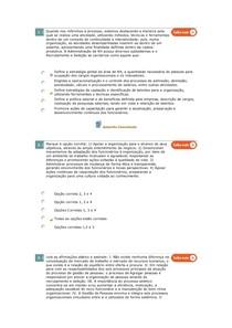 Exercícios Recrutamento e seleção - Recrutamento e Seleção d768ea6fd7380