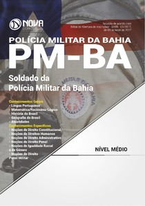 Apostila Atualizada 2017-PM-BA- Soldado_(IBFC)