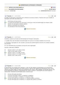 AVALIACAO PARCIAL APO 2