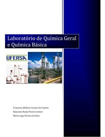 Apostila laboratorio Química Geral - Química Geral - 4 44e1f345ef