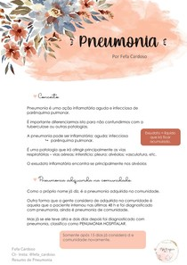 pneumonia MP