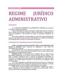 02. REGIME JURÍDICO DA ADMINISTRAÇÃO