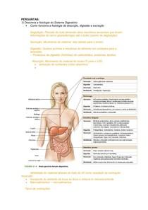 SP2 - FISIOLOGIA GASTROINTESTINAL
