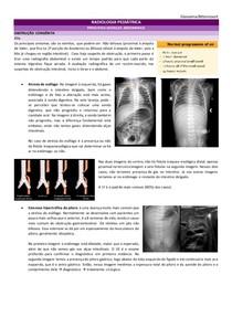 RADIOLOGIA PEDIÁTRICA (tumores, doenças abdominais, fraturas, maus tratos)
