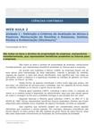 Wa2 - Ciências Contábeis - Teoria da Contabilidade - 3º Semestre