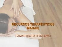 _RECURSOS TERAPUTICOS MANUAIS Introduo.ppt