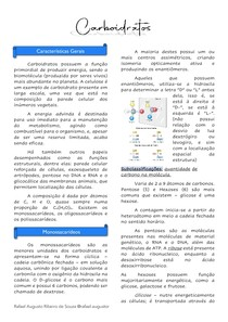 Bioquímica Carboidratos