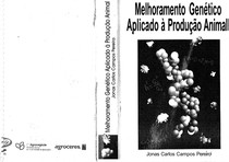 Melhoramento genético aplicado a produção animal - Jonas Carlos Campos Pereiro