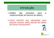 1 - JDBC
