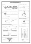 Configuração de Textos e Símbolos