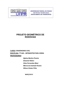 APOSTILA ProjetoGeometrico 2010