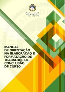 Manual de orientação TCC UVV.