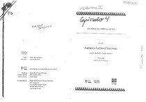 Historia Da America Latina   Vol. 1   Leslie Bethell (Org.) (135 194)