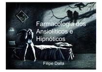 Farmacologia ansiolíticos e hipnóticos