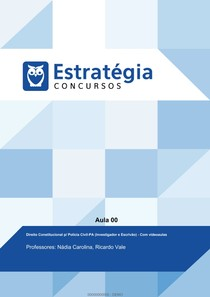 DIREITO CONSTITUCIONAL COMPLETO EM PDF, ESTRATÉGIA.