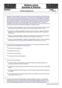 WL-Questões-04-Direito Constitucional-020-PCI