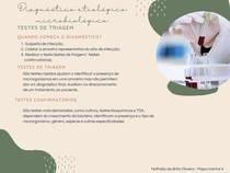 Diagnóstico etiológico microbiológico