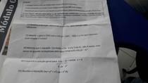 Prova EDO - 4 período  - prof° Karla Adriana