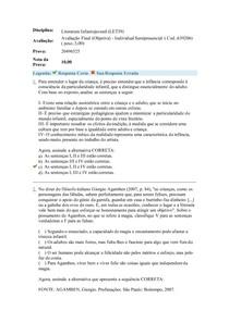 AV FINAL OBJETIVA LITERATURA INFANTO JUVENIL