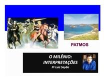 Luiz Sayão   O Milênio  Interpretações