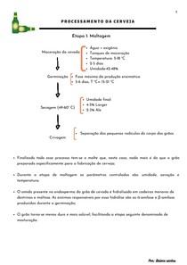Resumo_Processamento da cerveja