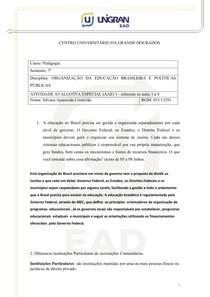 Atividade Avaliativa Especial - Prova 1 RESOLVIDA 053_13291