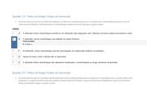 Apol 1,2,3,4 e 5 Pratica de Estagio Projeto de Intervencao