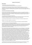 Processos Básicos II  (Tema I)